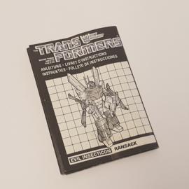 Transformers Ransack Instructions