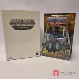MOTUC Masters of the Universe Classics Skeletor Sideways Face
