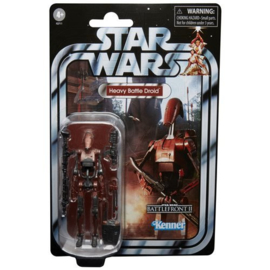 Star Wars Vintage Collection Gaming Greats Heavy Battle Droid