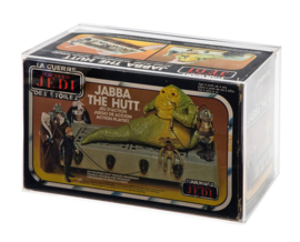 Jabba the Hutt Playset Display Case