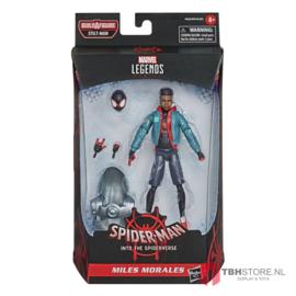 Marvel Legends Series Miles Morales (Spider-Man: Into the Spider-Verse)