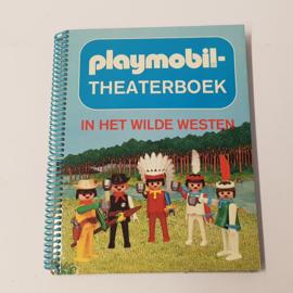 Playmobil Theaterboek in het Wilde Westen