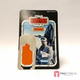 Vintage Star Wars Cardback Rebel Soldier ESB 31 back