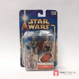 Star Wars Attack of the Clones C-3PO