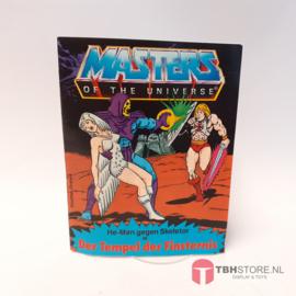 MOTU Masters of the Universe Tempio Delle Tenebre