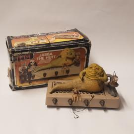 Jabba the Hutt Playset met doos