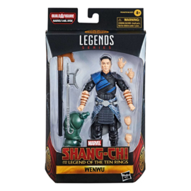 Shang-Chi Marvel Legends Series Wenwu (Shang-Chi and the Legend of the Ten Rings)