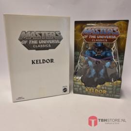 MOTUC Masters of the Universe Classics Keldor