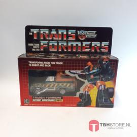 Transformers Hoist met doos