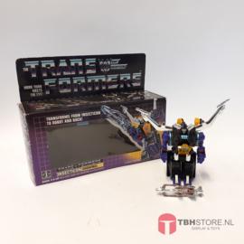Transformers Shrapnel met doos