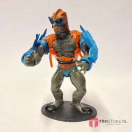 MOTU Masters of the Universe Stratos blue wings (Compleet)