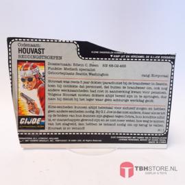 G.I. Joe File Houvast