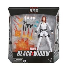 Marvel Legends Series Deluxe Black Widow