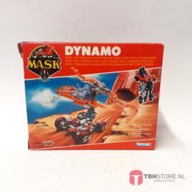 M.A.S.K. Dynamo in doos