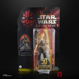 Star Wars Episode I Black Series Lucasfilm 50th Anniversary 2021 Jar Jar Binks