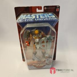 MOTU Masters of the Universe Battle Sound He-Man