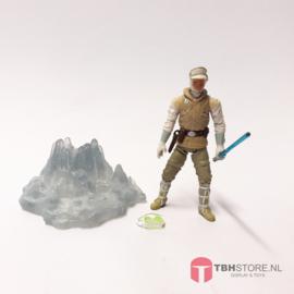 Star Wars Saga Luke Hoth Cave