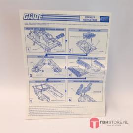 G.I. Joe Brawler Instructies