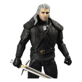 PRE-ORDER The Witcher Geralt of Rivia