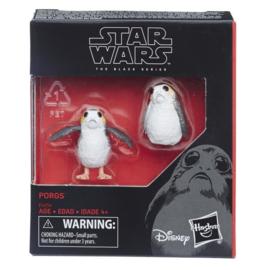 Star Wars Black Series Porg Two-Pack
