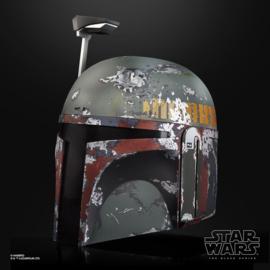 Star Wars Black Series Premium Electronic Helmet Boba Fett