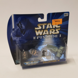 Star Wars Episode 1: Micro Machines Collection IV