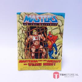 MOTU Masters of the Universe Mantenna und der Angriff der Wilden Horde
