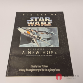 Star Wars The Art of A New Hope