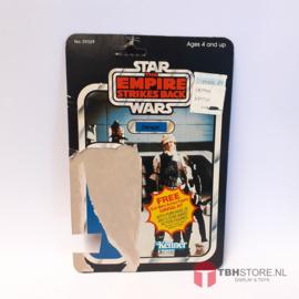 Vintage Star Wars Cardback Dengar 41 back