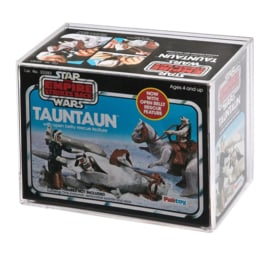 Star Wars ESB TaunTaun (Open Belly Version) Display Case