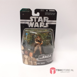 Star Wars The Saga Collection Rebel Trooper moc