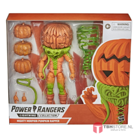 Power Rangers Lightning Collection Mighty Morphin Pumpkin Rapper