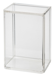 Loose Action Figure Display Case - Small 3 3/4""