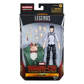 Shang-Chi Marvel Legends Series Xialing (Shang-Chi and the Legend of the Ten Rings)
