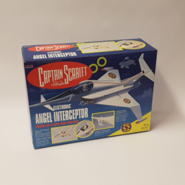 Captain Scarlet and the Mysterons Angel Interceptor