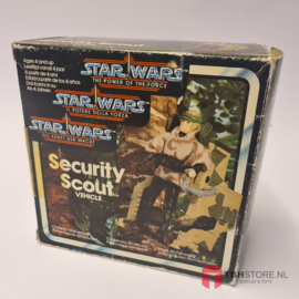 POTF Security Scout met doos