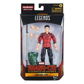 Shang-Chi Marvel Legends Series Shang-Chi (Shang-Chi and the Legend of the Ten Rings)