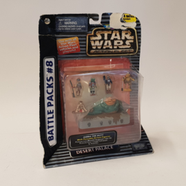 Star Wars Action Fleet Jabba the Hutt