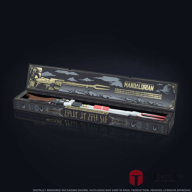 PRE-ORDER Star Wars The Mandalorian NERF LMTD Amban Phase-Pulse Blaster 127 cm