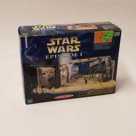 Star Wars Episode 1: Action Fleet Podracer Hangar Bay