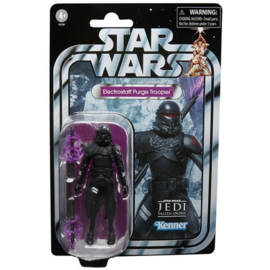 Star Wars Vintage Collection Gaming Greats Electrostaff Purge Trooper Exclusive