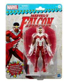PRE-ORDER Marvel Legends Retro Collection Action Figure 2022 Marvel's Falcon 15cm