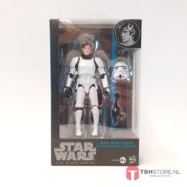 Star Wars Black Series Han Solo Stormtrooper Disguise #09 (open)