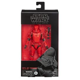 Star Wars Black Series Sith Jet Trooper #106