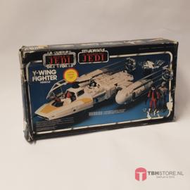 Y-Wing met doos