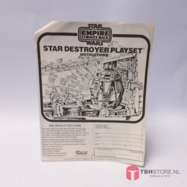Star Destroyer Instructions