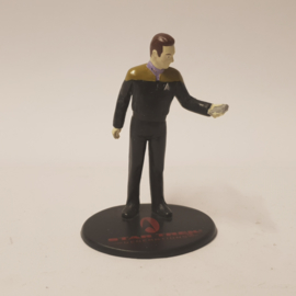Star Trek PVC Figure Data