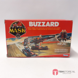 M.A.S.K. Buzzard in doos