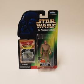 Star Wars POTF2: Bespin Luke Skywalker (Freeze Frame)