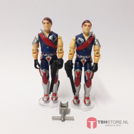 G.I. Joe Tomax & Xamot (v1) (Compleet)